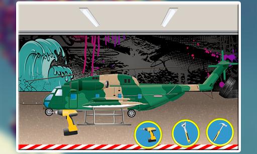 玩免費休閒APP|下載クレイジーヘリコプタービルダーゲーム app不用錢|硬是要APP