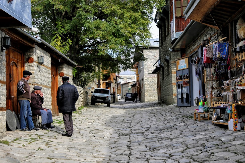 Azerbejdżan, Lahic