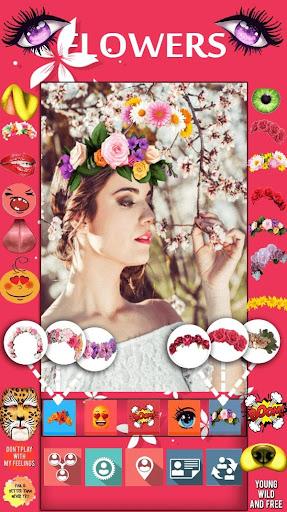 Best Flower Wedding - Crown Hairstyle & Emijo