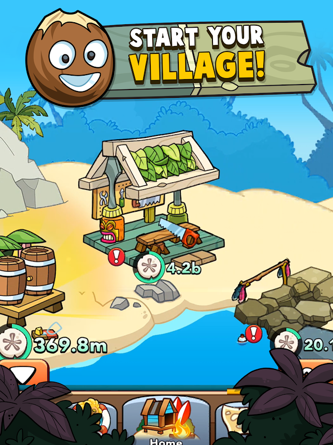 Castaway Cove- screenshot