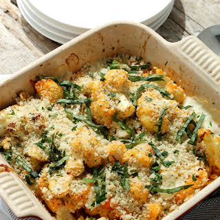 Healthy Cauliflower Casserole Recipes.