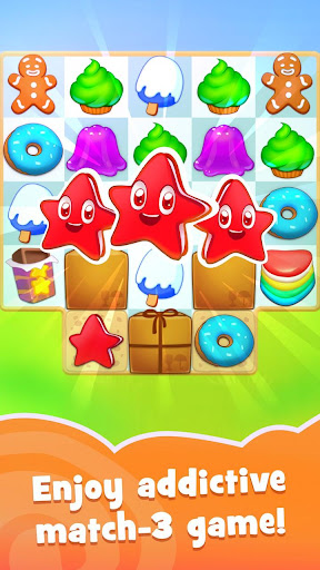 Candy Riddles: Free Match 3 Puzzle 1.37.8 gameplay | by HackJr.Pw 1