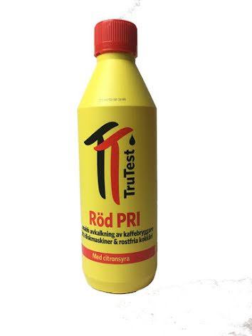 Clemondo Röd Pri   500 ml  ( Duoex)