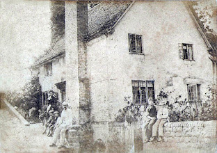 Photo: Mill Cottage, Mill Lane, Wateringbury Kent. 1873/4