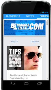 BloggerLelaki dot Com- screenshot thumbnail