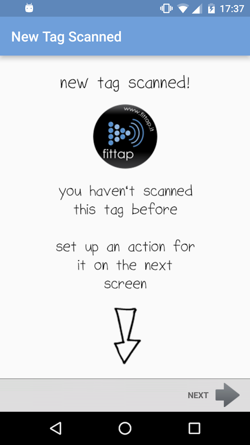 FitTap- screenshot