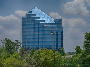 Photo: Blue Building Handheld HDR