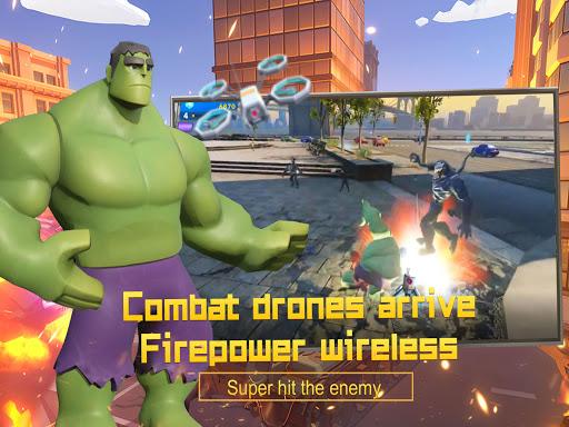 Super City Herouff1aCrime City Battle 11 screenshots 10