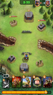 War Heroes: Strategy Card Game for Free- screenshot thumbnail