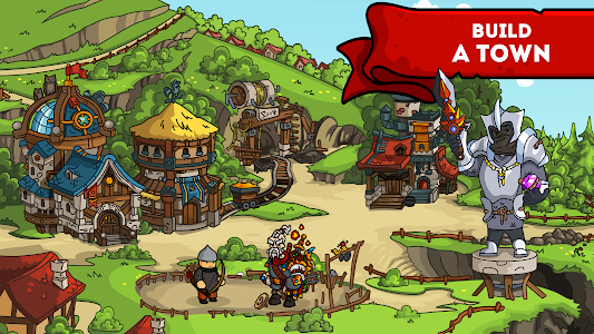 Towerlands - strategy of tower defense 1.9.1 (Mod Money)