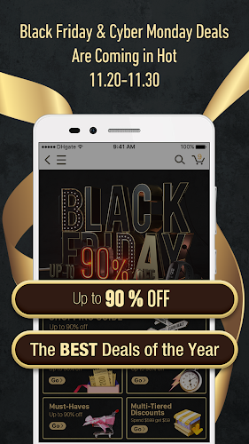 DHgate-Online Wholesale Stores Android App Screenshot