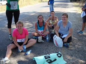 Photo: Peace Corps post race!