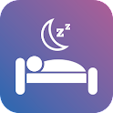 Soothing sleep sounds icon