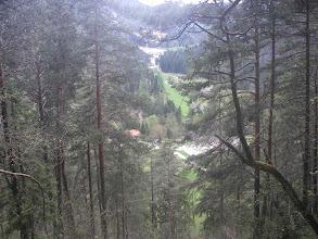 Photo: Tiefblick zum Haiderhof