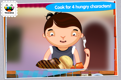 Toca Kitchen 1.1.7-play Mod + Data for Android 1