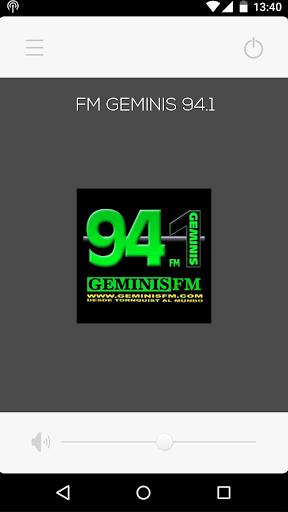 FM GEMINIS 94.1 Tornquist ss1