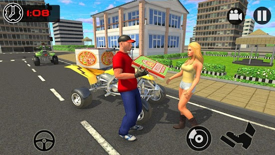 Pizza Delivery Boy: Free Home Pizza delivery - náhled