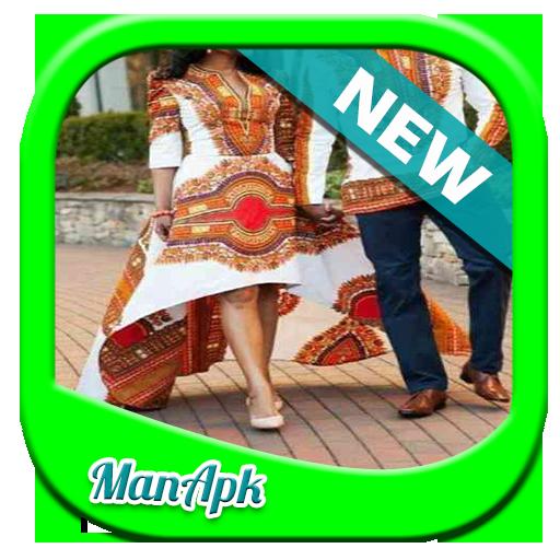 African Couple Fashion Ideas (app)
