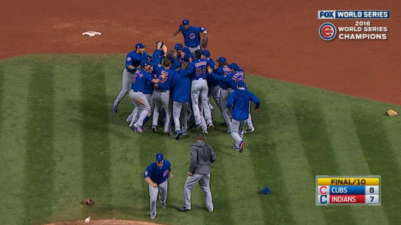 Nhiều người hâm mộ luôn tin rằng một ngày nào đó Chúa sẽ cho Cubs một chức vô địch nữa