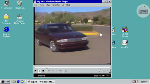 Win 98 Simulator  screenshots 10