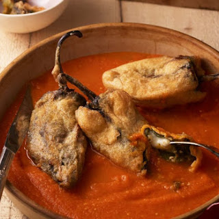 Chile Relleno Sauce Recipes.
