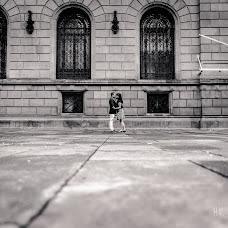 Wedding photographer Hugo Magallanes (HMFotoMX). Photo of 06.12.2016