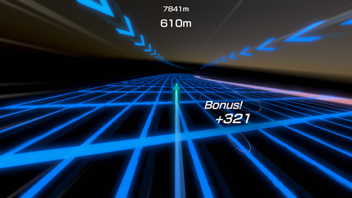 Infinite Downhill - screenshot