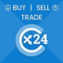 Cryptoex24 icon