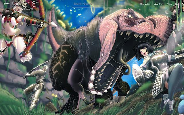 Monster Hunter World Wallpapers Fullhd
