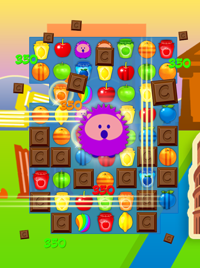 Candy's Trip- screenshot