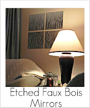 Photo: http://www.madincrafts.com/2012/01/diy-faux-bois-mirrors.html