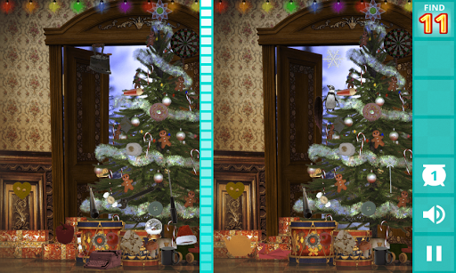 Hidden Difference: Christmas