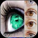 Eye Color Changer – Eye Lens Photo Editor icon