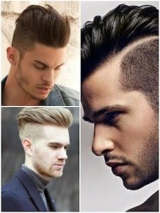 frisure mænd kort i siderne