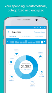 Tink - Personal finance- screenshot thumbnail