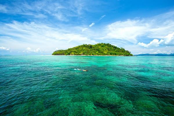 Snorkel at Bamboo Island