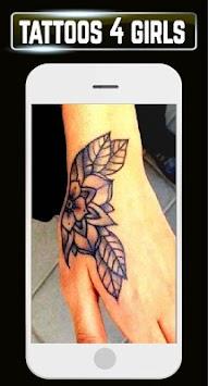 Tatuaje Simple Mici Fete