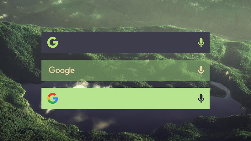 Custom Search Bar Widget CSBW Screenshot 14