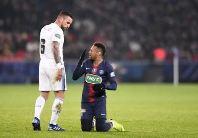 """? Un joueur de Strasbourg se paie Neymar : """"Qu'il ne vienne pas chouiner !"""""""