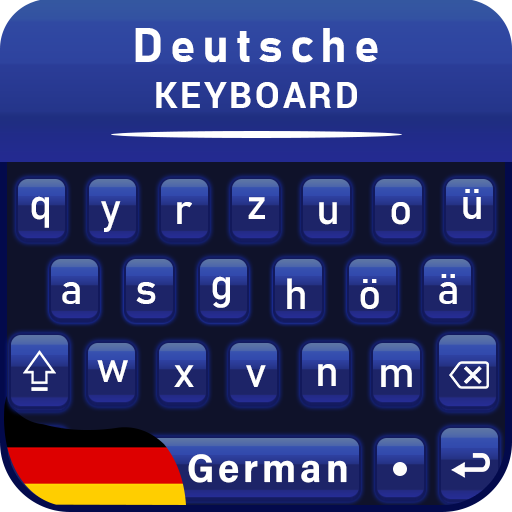 German Keyboard For Android Free Deutsche Tastatur برنامه ها در Google Play