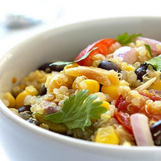 Moroccan Quinoa Salad.