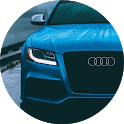 Audi car Wallpapers for Mobile phones icon