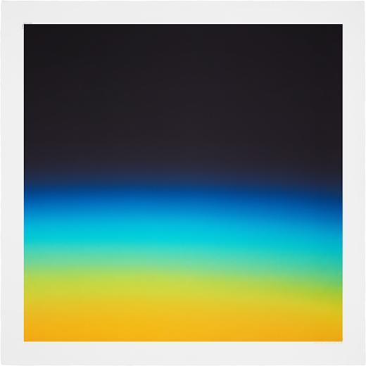 Hiroshi Sugimoto, Couleurs de l'ombre, scarf 053