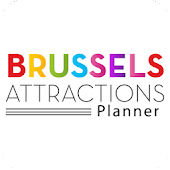 Brussel Attractions Planner