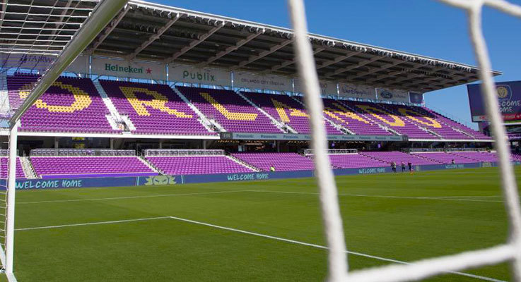 Catch a Major League Soccer game on your Orlando holiday