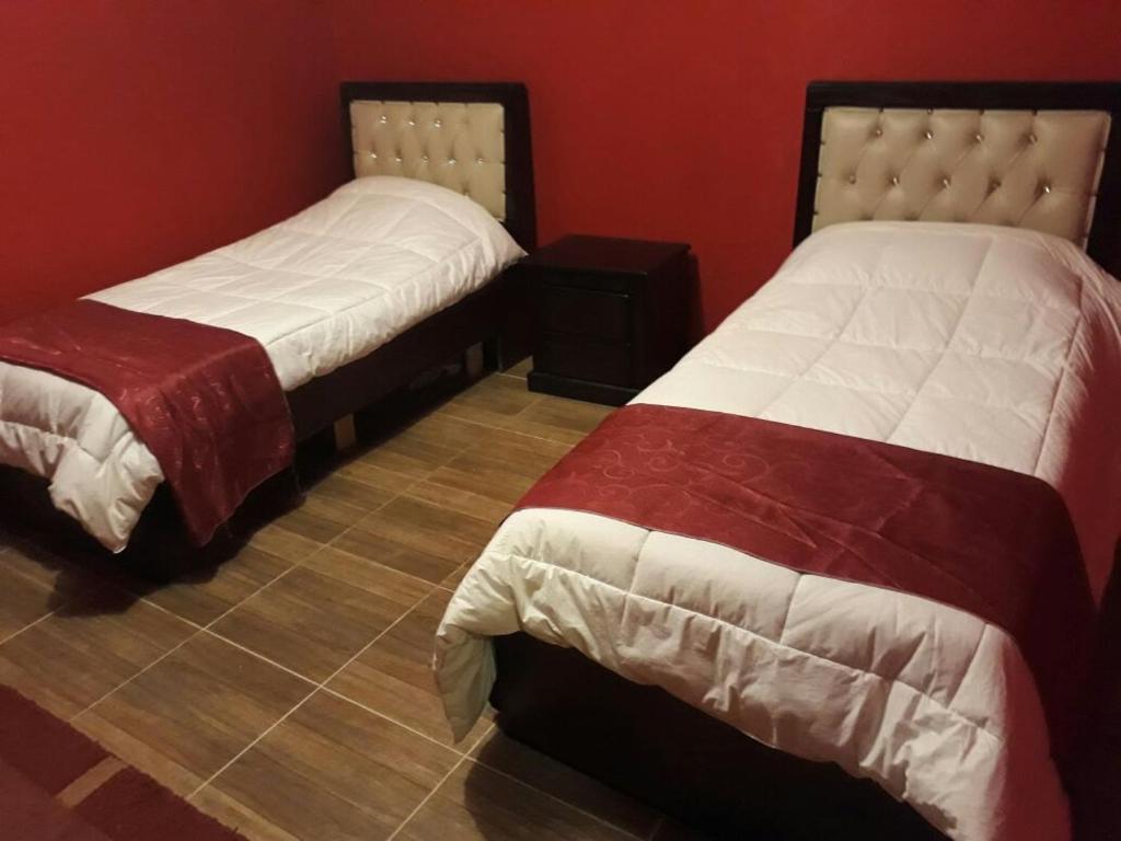 Alojamiento Hasan Zawaideh Camp para dormir en el desierto