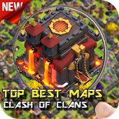 Maps For Clash of Clans 2017