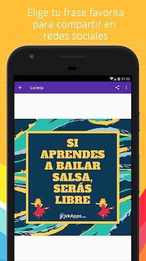 Frases Para Bailar Salsa App Report On Mobile Action App