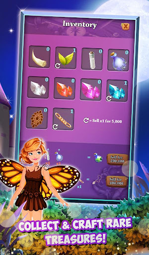 Mahjong Solitaire: Moonlight Magic modavailable screenshots 19