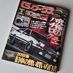スプリンタートレノ AE86 昭和62年式  GTVのカスタム事例画像 めぐっとさんの2019年01月23日07:36の投稿